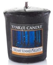 Yankee Candle Sampler Świeca  Dreamy Summer Nights 49g