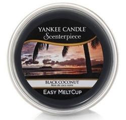 Yankee Candle Scenterpiece Black Coconut - Wosk do kominka elektrycznego 61g