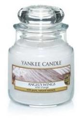 Yankee Candle Świeca zapachowa słoik mały Angel's Wings 104g