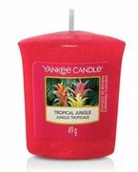Yankee Candle Świeca zapachowa votive Tropical Jungle 49g