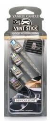 Yankee Candle Vent stick - Odświeżacz samochodowy - patyczki New Car Scent 4szt
