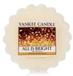Yankee Candle Wosk All Is Bright
