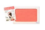 theBalm Instain Long-Wearing Powder Staining Blush - Długotrwały Róż do policzków Swiss Dot