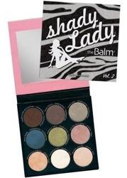 theBalm Shady Lady Vol2 Paleta 9 cieni do powiek 17g