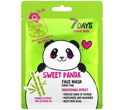 7Days maska do twarzy Sweet Panda 28g