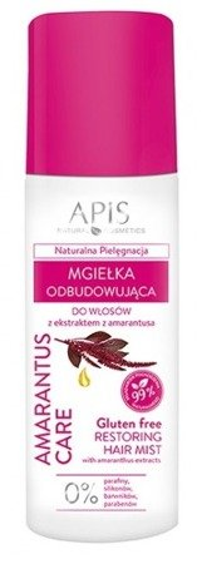 APIS Mgiełka odbudowująca do włosów AMARANTUS 150ml