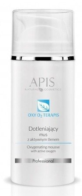 APIS Oxy O2 Terapis Mus dotleniający z aktywnym tlenem 100ml