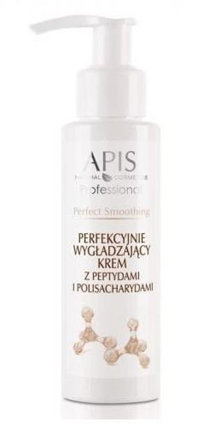 APIS Professional- Perfekcyjnie Wygładzający Krem Z Peptydami i Polisacharydami 100ml