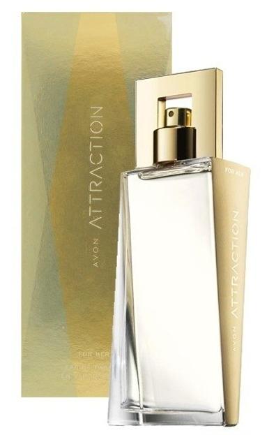 AVON ATTRACTION Woda perfumowana dla kobiet 50ml