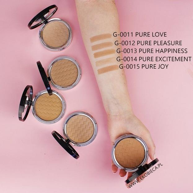 Affect Glamour Bronzer prasowany G-0013 Pure Happiness 8g