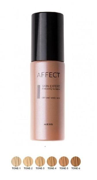 Affect Skin Expert Podkład nawilżający Tone 6 30ml