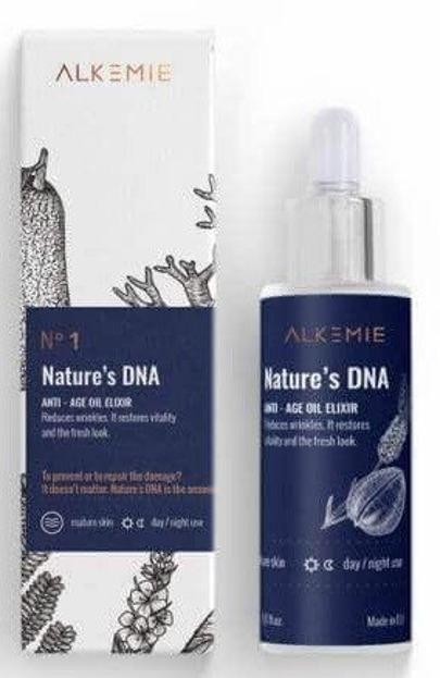 Alkemie Anti-Aging NATURE'S DNA Eliksir odmładzający 30ml