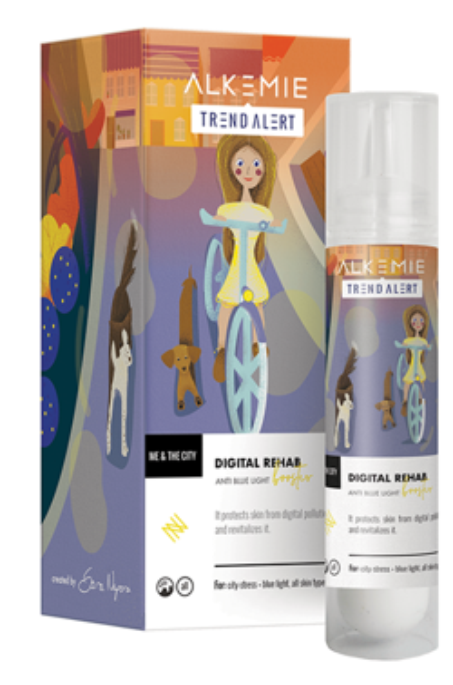 Alkmie Digital rehab Anty blue light booster 30ml