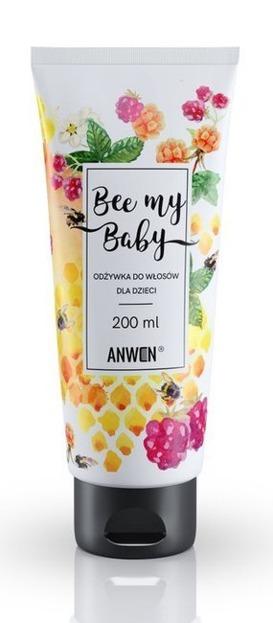 Anwen Bee My Baby Odżywka do włosów dla dzieci 200ml