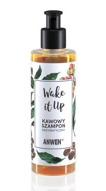 Anwen Wake It Up Szampon Kawowy enzymatyczny 200ml