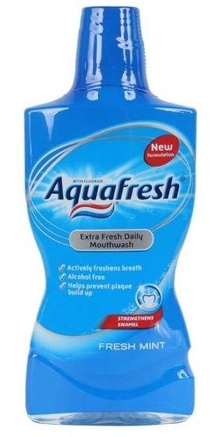 Aquafresh Płyn do płukania ust Fresh Mint 500ml