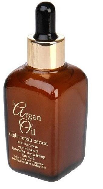 Argan Oil Night Repair Serum - Serum naprawcze na noc, 30 ml