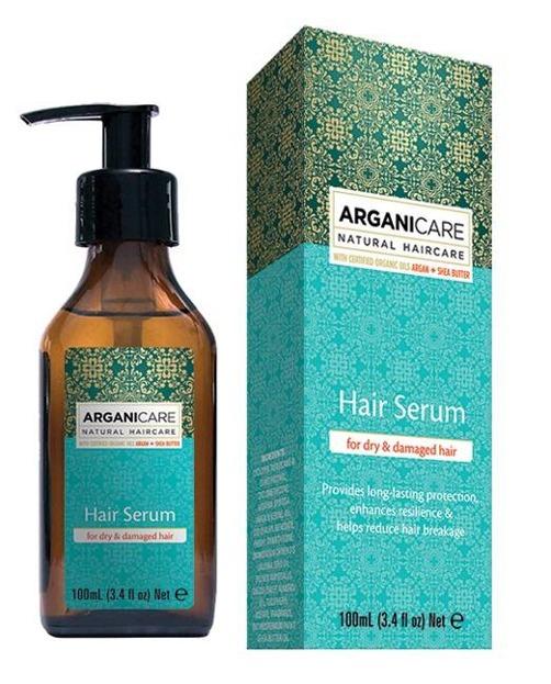 ArganiCare Hair Serum SHEA BUTTER Serum do włosów z masłem shea 100ml