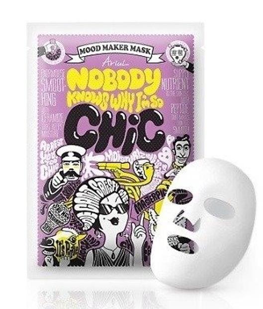 Ariul Mood Maker Mask Chic Maska do twarzy w płachcie