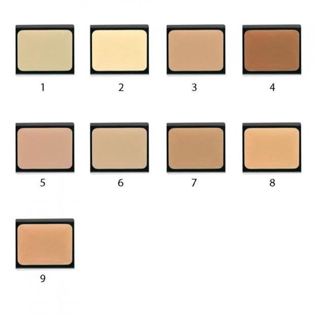 ArtDeco Camouflage Cream - korektor w kremie, odcień 9