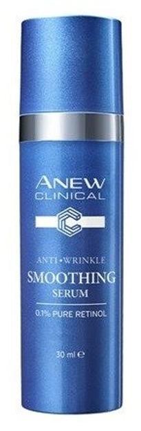 Avon Anew Clinical SMOOTHING SERUM 0,1% Retinol Serum przeciwzmarszczkowe z retinolem 30ml