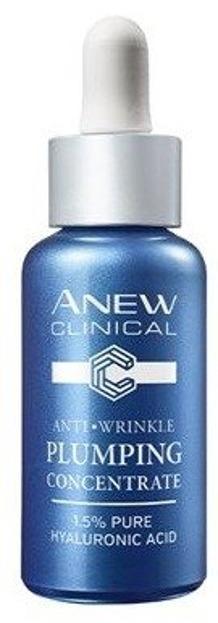 Avon Clinical Antiwrinkle Plumping Concentarte Serum przeciwzmarszczkowe z 1,5% kwasem hialuronowym 30ml