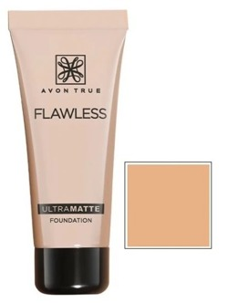 Avon Ideal Flawless Z202 Pure Beige Invisible Coverage