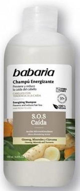 BABARIA Szampon SOS Energetyzujący 500ml