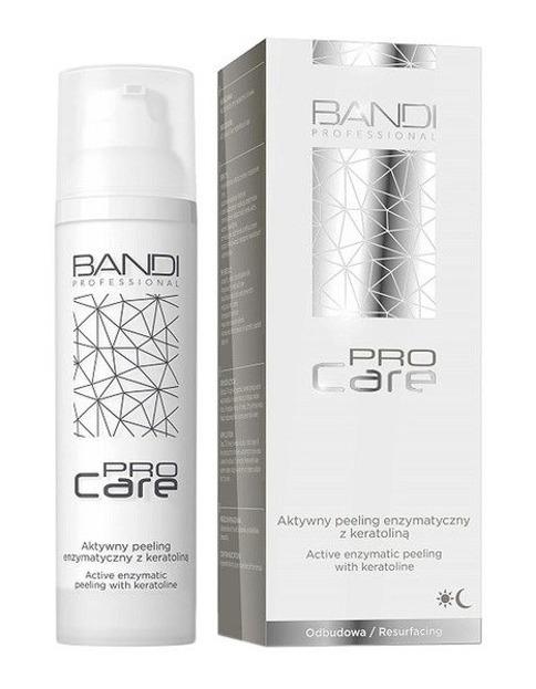 BANDI PROcare Peeling Enzymatyczny z keratoliną 75ml