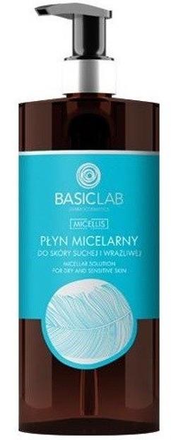 BasicLab DERMOCOSMETICS MICELLIS Płyn micelarny do skóry suchej i wrażliwej 500ml