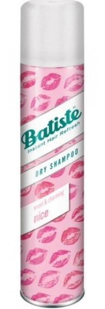 Batiste Dry Shampoo Nice Suchy szampon do włosów 200ml