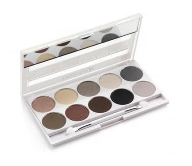 Beauty UK Posh Palette Eye Shadow - Paleta 10 cieni do powiek 2 Masquerade