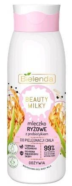 Bielenda Beauty Milky mleczko pod prysznic Ryż 400ml