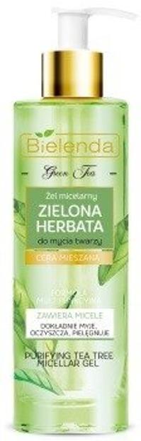 Bielenda Green Tea Żel Micelarny do twarzy 200g