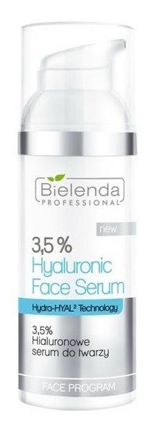 Bielenda Professional Serum hialuronowe do twarzy w kremie 3,5% 50g