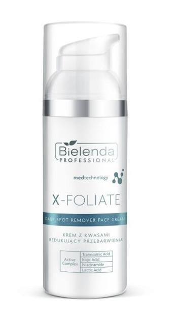 Bielenda Professional X-FOLIATE Krem z kwasami redukujący zaczerwienienia 50ml