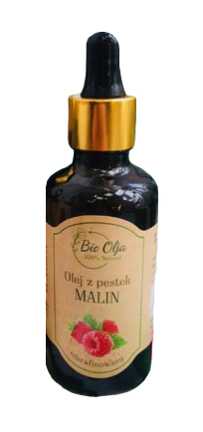 Bio Olja Olej z pestek malin 50ml