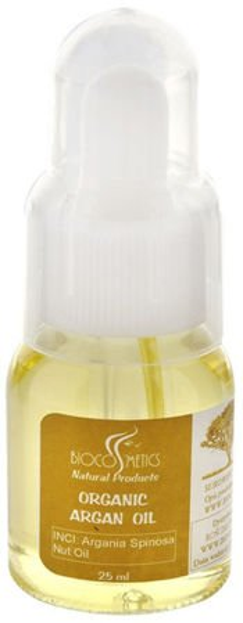 Biocosmetics Naturalny olej arganowy 100% 25ml