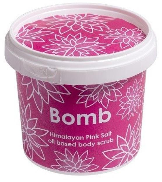 Bomb Cosmetics Peeling pod prysznic Himalayan Pink Salt 400g