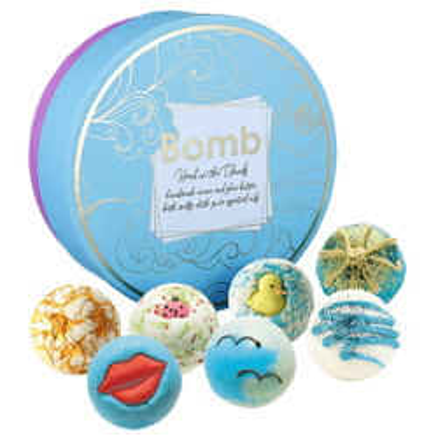 Bomb Cosmetics Zestaw Upominkowy Head In The Cloud