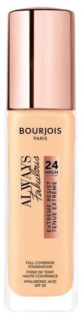 Bourjois Always Fabulous Kryjący podkład do twarzy 120 30ml