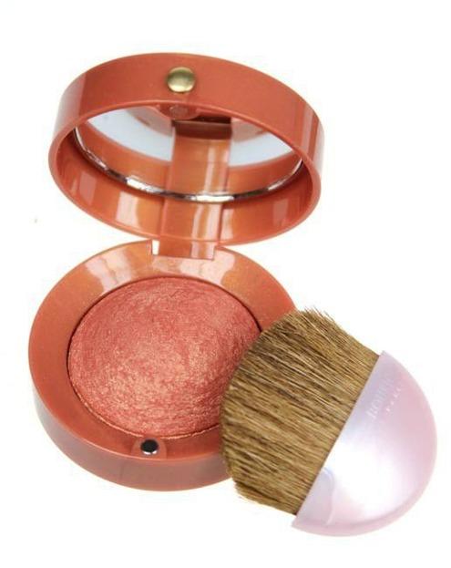 Bourjois Blush- Róż do policzków, Kolor: 32 Ambre D'or