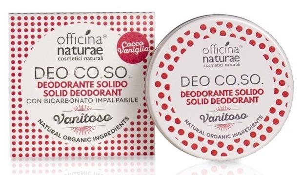 CO.SO Solid  Deodorant Dezodorant w kremie Vanitoso 50ml