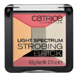 Catrice Light Spectrum Strobing Brick Rozświetlacz do strobingu 020