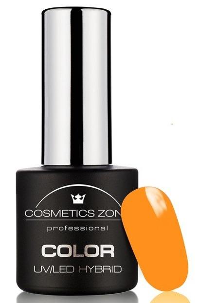 Cosmetics Zone Lakier hybrydowy N51 Orange Shake 7ml