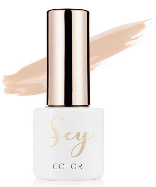Cosmetics Zone Sey Lakier hybrydowy S045 Lazy Nude 7ml