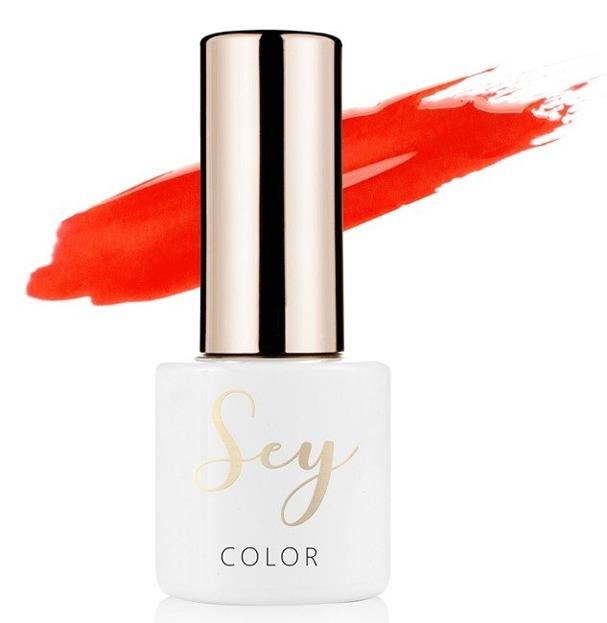 Cosmetics Zone Sey Lakier hybrydowy S121 Grapefruit Kiss 7ml