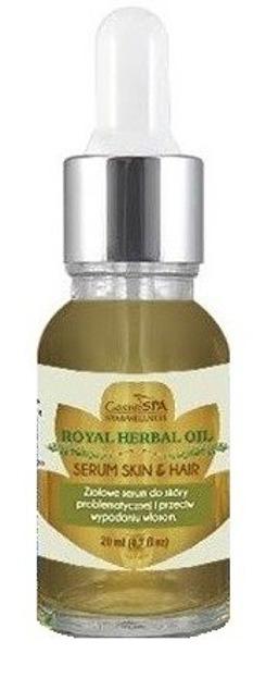 CosmoSPA Royal Herbal Oil Serum ziołowe 20ml