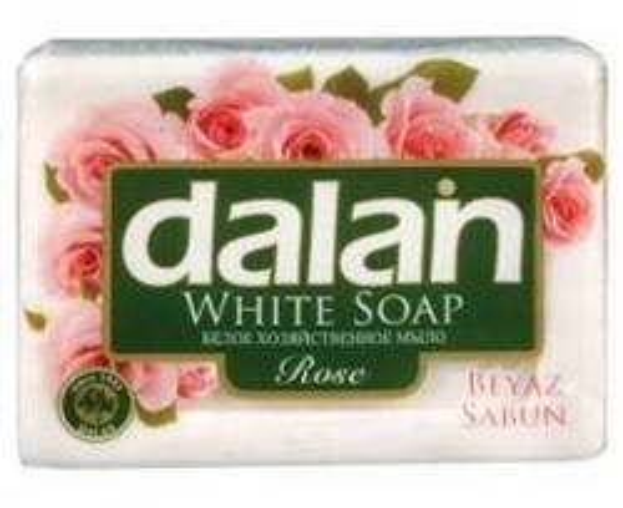 DALAN Bath Soap mydło w kostce Rose 110g