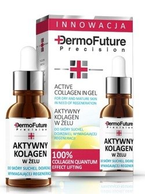 DermoFuture Aktywny kolagen w żelu 20ml